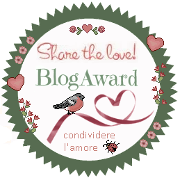 Rebecca award-share-the-love