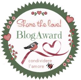 Rebecca award-share-the-love