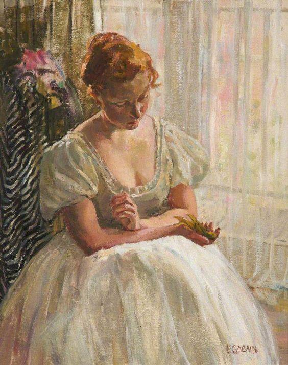 Ethel Léontine Gabain (1883-1950)7